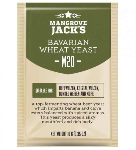 M20 Bavarian Wheat Yeast