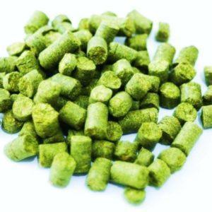 hop pellets ekuanot