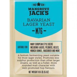 M76 Bavarian Lager Yeast