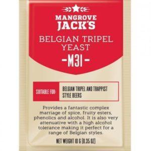 M31 Belgian Tripel Yeast