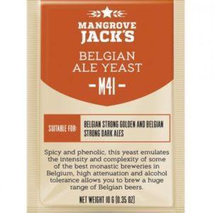 M41 Belgian ale yeast