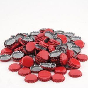 punased korgid