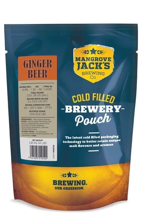 MJ Ginger Beer