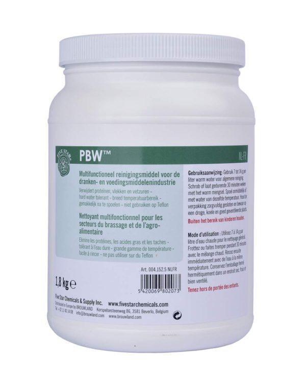 PBW 1,8 kg