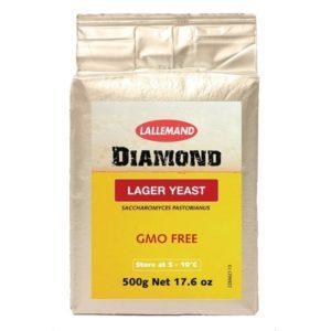 Lallemand diamond lager 500g
