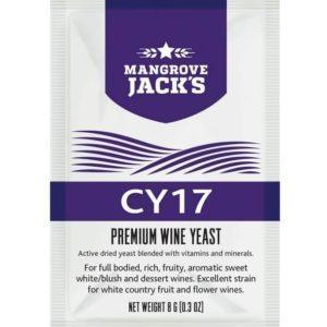 Mangrove Jack's CY17 veinipärm, 8g