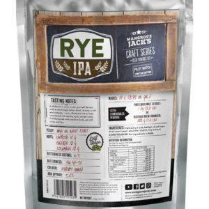 Mangrove Jack's Craft Series Rye IPA 2kg