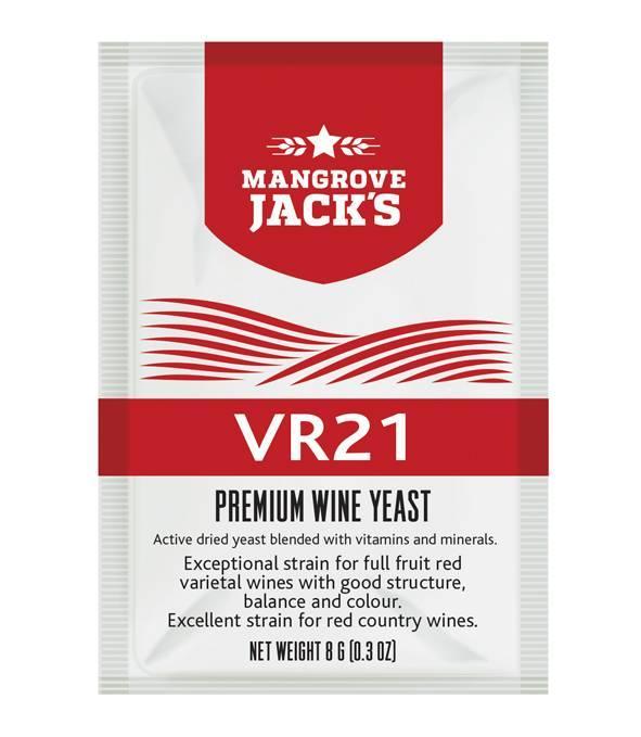 Mangrove Jack's VR21 veinipärm, 8g