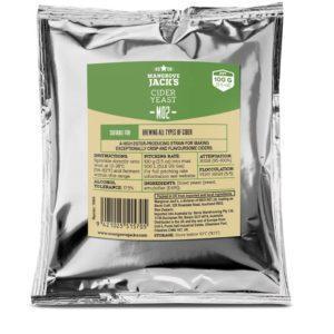 Mangrove Jack's CS Yeast Cider M02 (100g