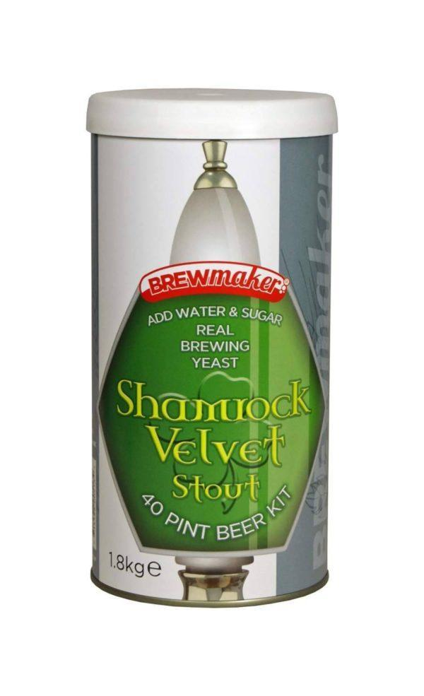Brewmaker Irish Velvet Stout 1.8 kg