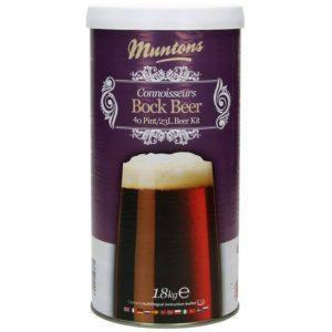 Muntons Bock Beer 1.8 kg