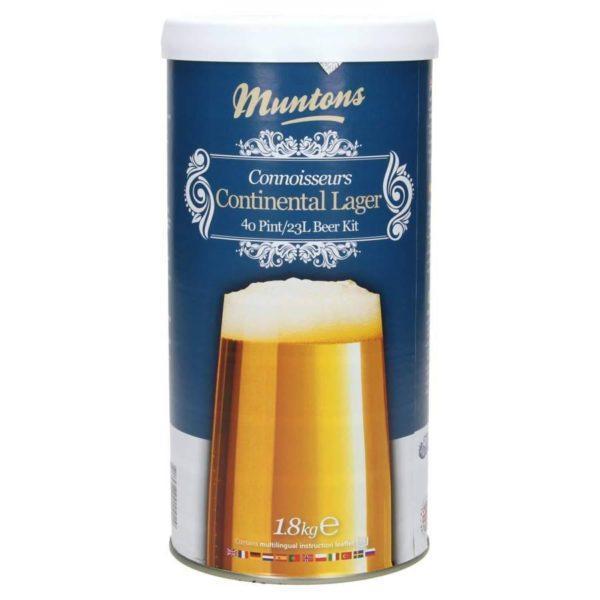 Muntons Continental Lager