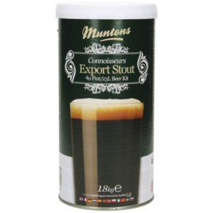 Muntons Export Stout