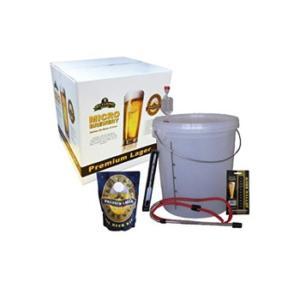Bulldog Micro Brewery Premium Lager