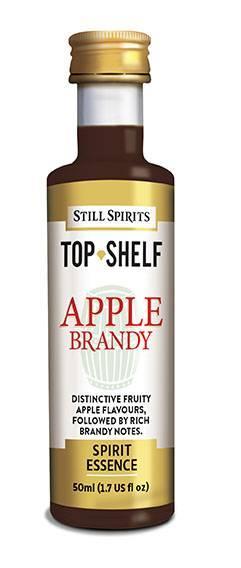 SS Top Shelf Apple Brandy