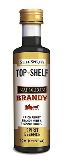 SS Top Shelf Napoleon Brandy