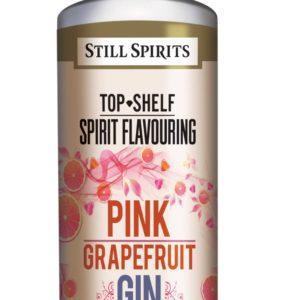 SS Top Shelf Pink Grapefruit Gin