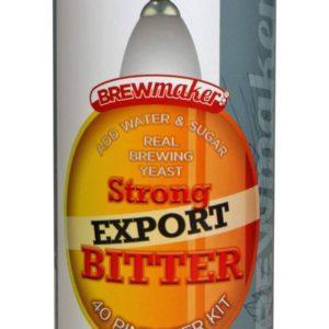 Brewmaker Strong Export Bitter 1.8 kg