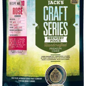 Mangrove Jacks Craft Series Rose Cider 2.4kg